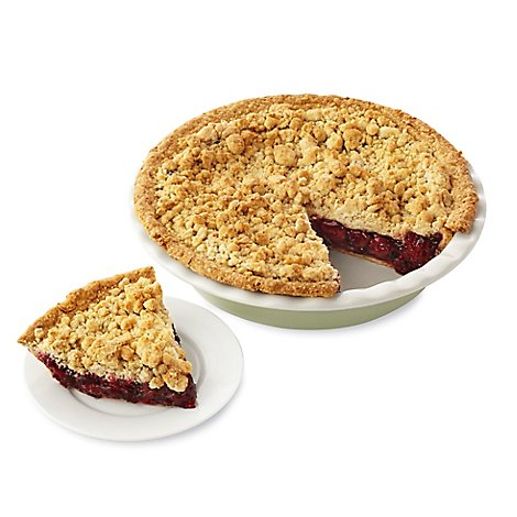 Bakery Pie 11 Inch Cherry Crumb - Each