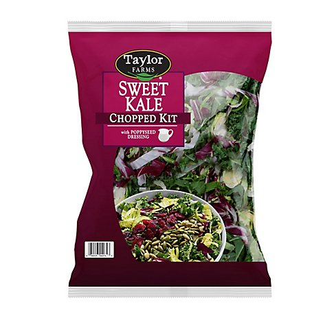 Taylor Farms Chopped Sweet Kale Salad - 9 Oz