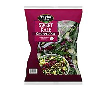 Taylor Farms Salad Chopped Sweet Kale - 9 Oz