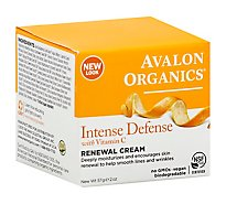Avalon Organics Vitamin C Renewal Cream - 2 Oz
