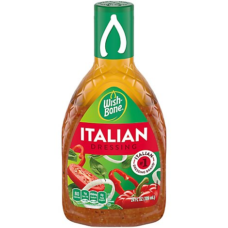 Wish-Bone Dressing Italian - 24 Fl. Oz.