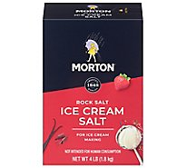 Morton Sea Salt Ice Cream - 4 Lb
