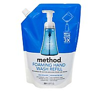 Method Sea Minerals Foaming Hand Wash Refill - 28 Fl. Oz.