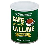 Cafe La Llave Coffee Pure Espresso in Can - 10 Oz