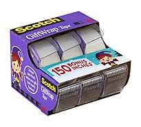 Scotch Tape Giftwrap - 3 Count