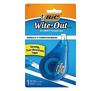 BIC Wite Out Correction Tape - Each