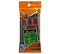BIC Mechanical Pencils Xtra-Life No. 2 Medium 0.7 mm - 10 Count