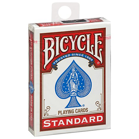 Bicycle Playing Cards Standard - Each