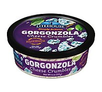 Litehouse Simply Artisan Gorgonzola Cheese Crumbles - 4 Oz.