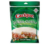 Cacique Shredded Queso Cotija Cheese - 7 Oz