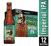 New Belgium Rampant Imperial Ipa In Bottles - 12-12 Fl. Oz.