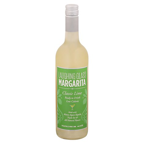 Laughing Glass Margarita All Natural - 750 Ml