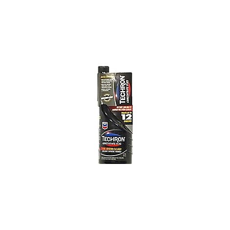 Chevron Techron Fuel System Cleaner - 12 Oz