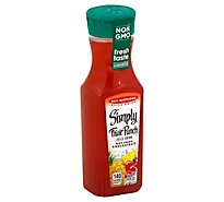 Simply Fruit Punch Juice All Natural - 11.5 Fl. Oz.