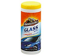 Armor All Wipes Glass - 25 Count