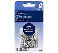 Helping Hand Picture Hangers Small - 16 Count