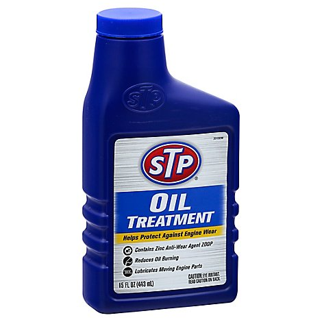 STP Oil Treatment - 15 Fl. Oz.