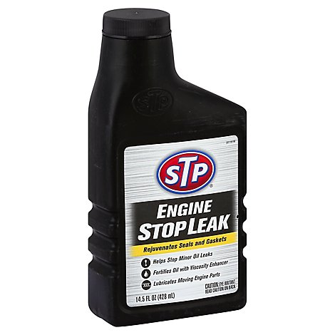 STP Stop Engine Leak - 14.5 Fl. Oz.