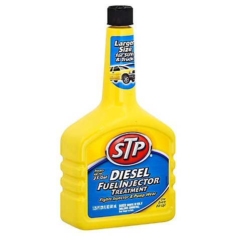 STP Diesel Fuel Treatment And Injector Cleaner - 20 Fl. Oz.