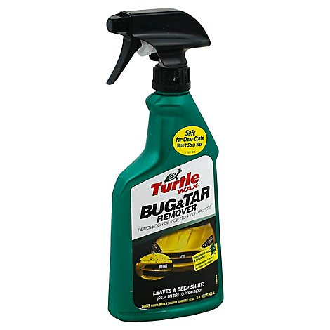Turtle Wax Bug & Tar Remover - 16 Oz
