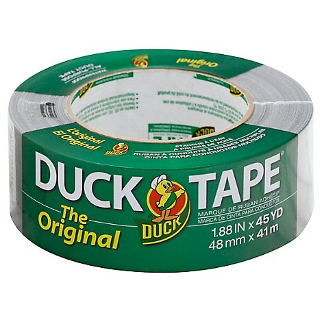 Duck All Purpose Gray Tape - Each