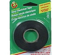 Duck Electrical Tape Black Vinyl - Each