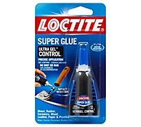 Loctite Super Glue Ultragel Control Bonus Pack - 0.18 Oz