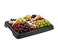 Deli Catering Tray Fruit & Fine Cheese - 8 to 12 Servings