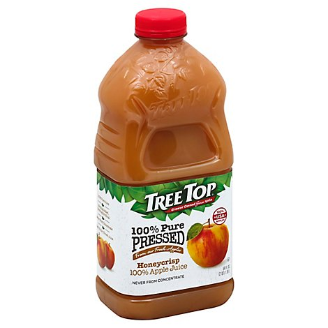 Tree Top Honeycrisp 100% Apple Juice - 64 Fl. Oz.