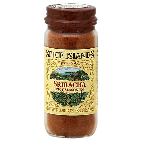 Spice Islands Seasoning Sriracha Spicy - 2.9 Oz