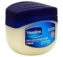 Vaseline Petroleum Jelly Original - 7.5 Oz