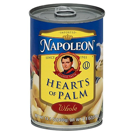 Napoleon Hearts Of Palm Whole - 14.1 Oz