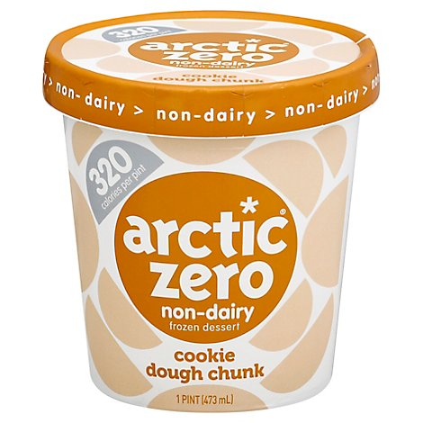Arctic Zero Chocolate Chip Cooki Dough Ice Cream - 1 Pint
