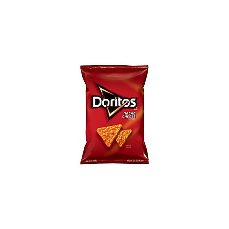 Doritos Tortilla Chips Nacho Cheese - 3.12 Oz