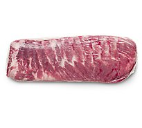 Meat Counter Pork Ribs Spareribs St Louis Style Previously Frozen - 3.50 LB