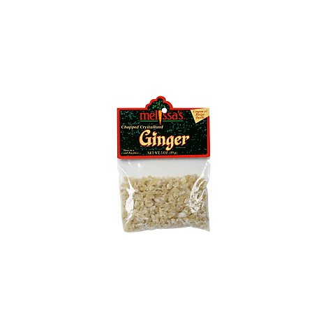 Ginger Crystalized - 3 Oz