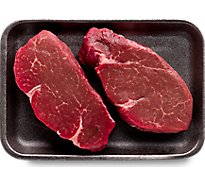 O Organics Organic Beef Grass Fed Tenderloin Filet Mignon Steak - 0.50 LB