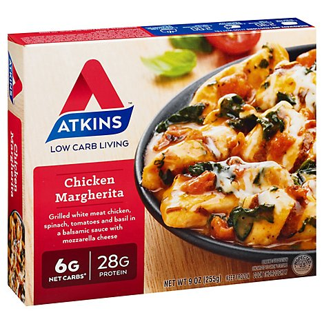 Atkins Margherita Chicken - 9 Oz