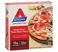 Atkins Meat Lovers Pizza - 5.8 Oz