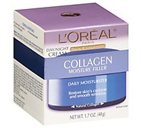 LOreal Collagen Filler Day/Night Cream - 1.7 Oz