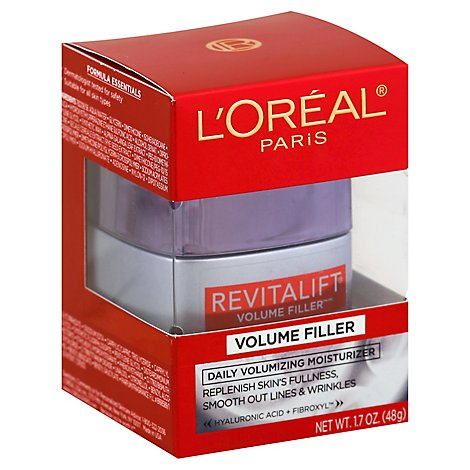 LOreal Revitalift Volume Filler Cream - 1.7 Oz