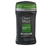 Dove Men+Care Antiperspirant Deodorant Extra Fresh - 2.7 Oz