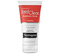 Neutrogena Rapid Clear Stubborn Acne Cleanser - 5 Fl. Oz.