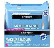 Neutrogena Makeup Remover Cleansing Towelettes Refill Pack - 2-25 Count