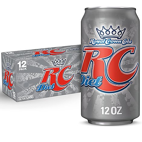 RC Cola Soda Ten - 2 Liter