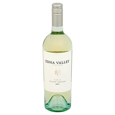 Edna Valley Vineyard Pinot Grigio White Wine - 750 Ml