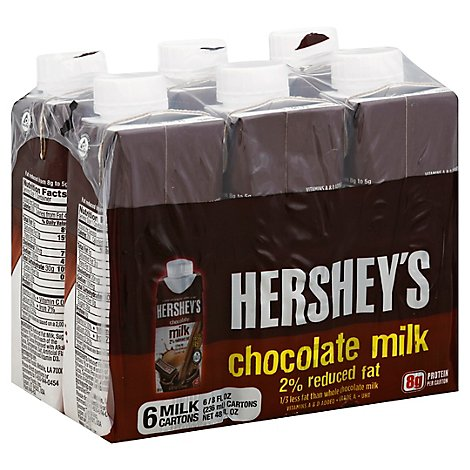 HERSHEYS Milk Chocolate - 6-8 Fl. Oz.