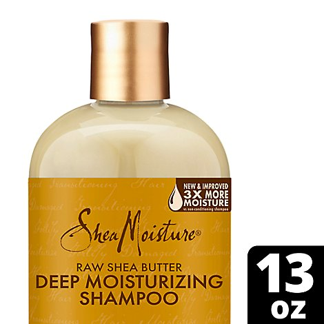 SheaMoisture Raw Shea Butter Moisture Retention Shampoo - 13 Oz