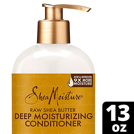 SheaMoisture Conditioner Restorative Raw Shea Butter - 13 Oz