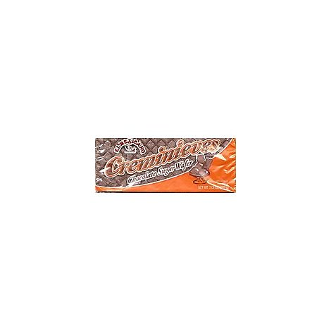 El Mexicano Creminieves Wafers Chocolate Pack - 7.5 Oz